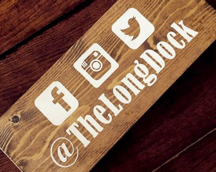 The Long Dock Social Media