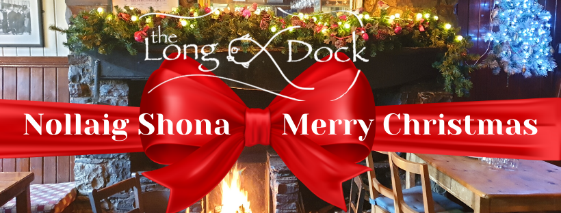 Happy Christmas from the Long Dock